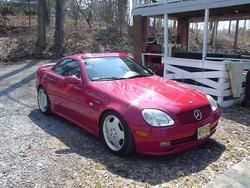 edfoley999s 1998 Mercedes-Benz SLK-Class