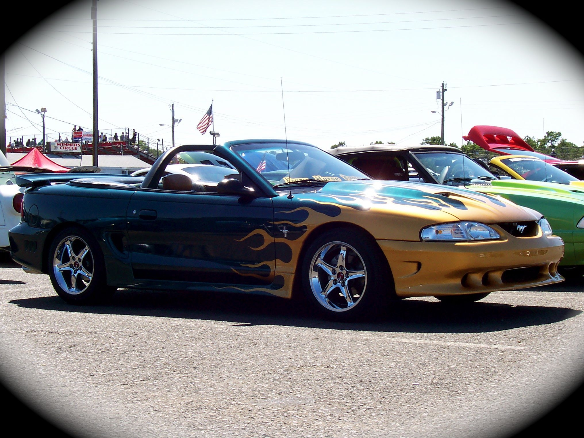 1995 mustang convertible viewing gallery