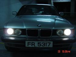 hankts 1993 BMW 7 Series