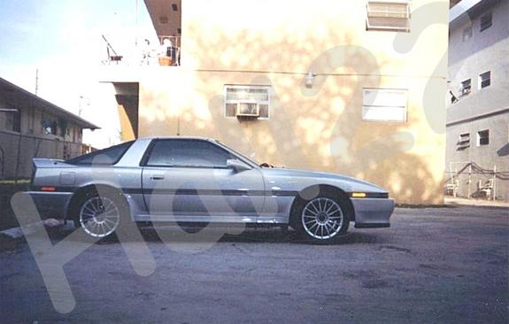 Another silver89turbo 1989 Toyota Supra post... - 1709152