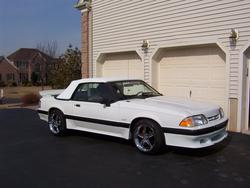 Blowncivic1 1990 Saleen Mustang