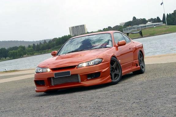 Another wide_s15 2001 Nissan Silvia post... - 1712284