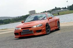 wide_s15 2001 Nissan Silvia