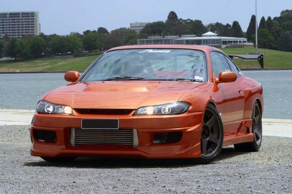 Another wide_s15 2001 Nissan Silvia post... - 1712285