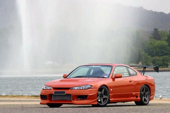 Another wide_s15 2001 Nissan Silvia post... - 1712286