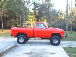 84_chevrolet 1986 Chevrolet C/K Pick-Up