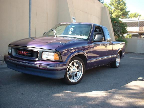 kaotickustoms 1995 gmc sonoma club cab specs photos. Black Bedroom Furniture Sets. Home Design Ideas