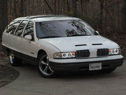 OldsCruiser 1992 Oldsmobile Custom Cruiser