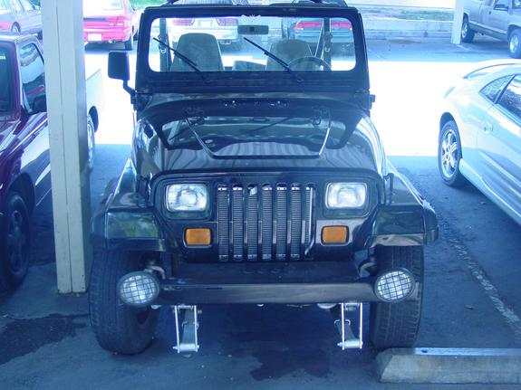 Another Lord_One 1990 Jeep YJ post... - 1722449