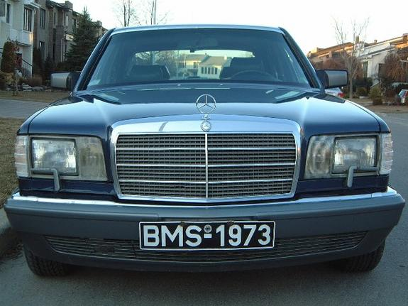 Another twitch560sel 1988 Mercedes-Benz S-Class post... - 1720910