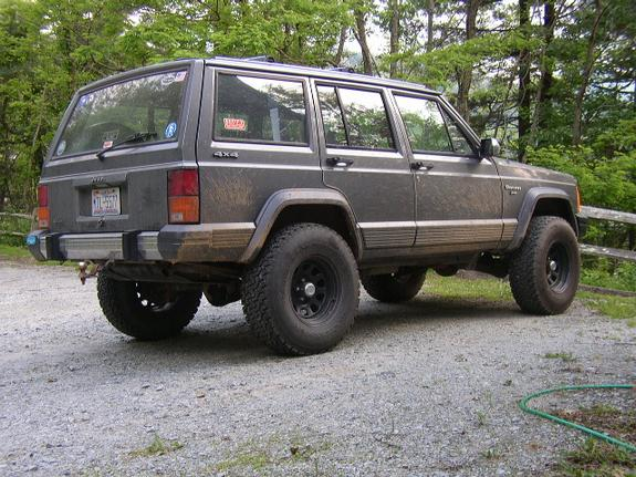 j33pst3r 1990 jeep cherokee specs photos modification info at cardomain. Black Bedroom Furniture Sets. Home Design Ideas