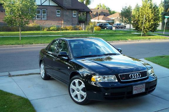 Another Projects Audi S Post By Projects - 2000 audi s4