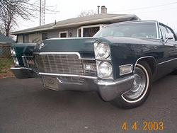 DaveSmed 1968 Cadillac DeVille