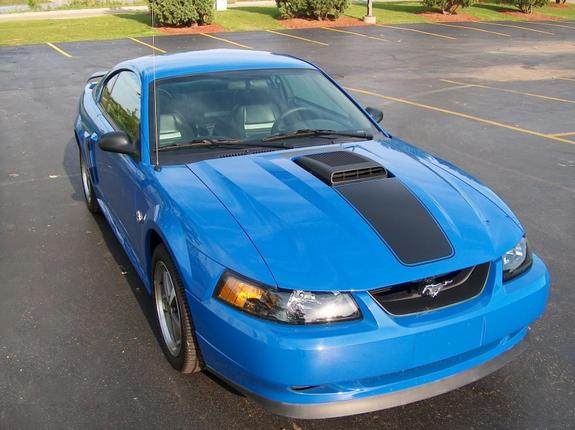 ManicMustangMan's 2004 Ford Mustang