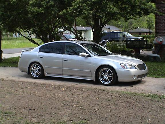 Nissan Altima With 18 Inch Rims Cars Gallery