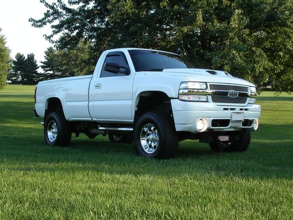 ChevyHD4x4 2002 Chevrolet Silverado 2500 HD Regular Cab