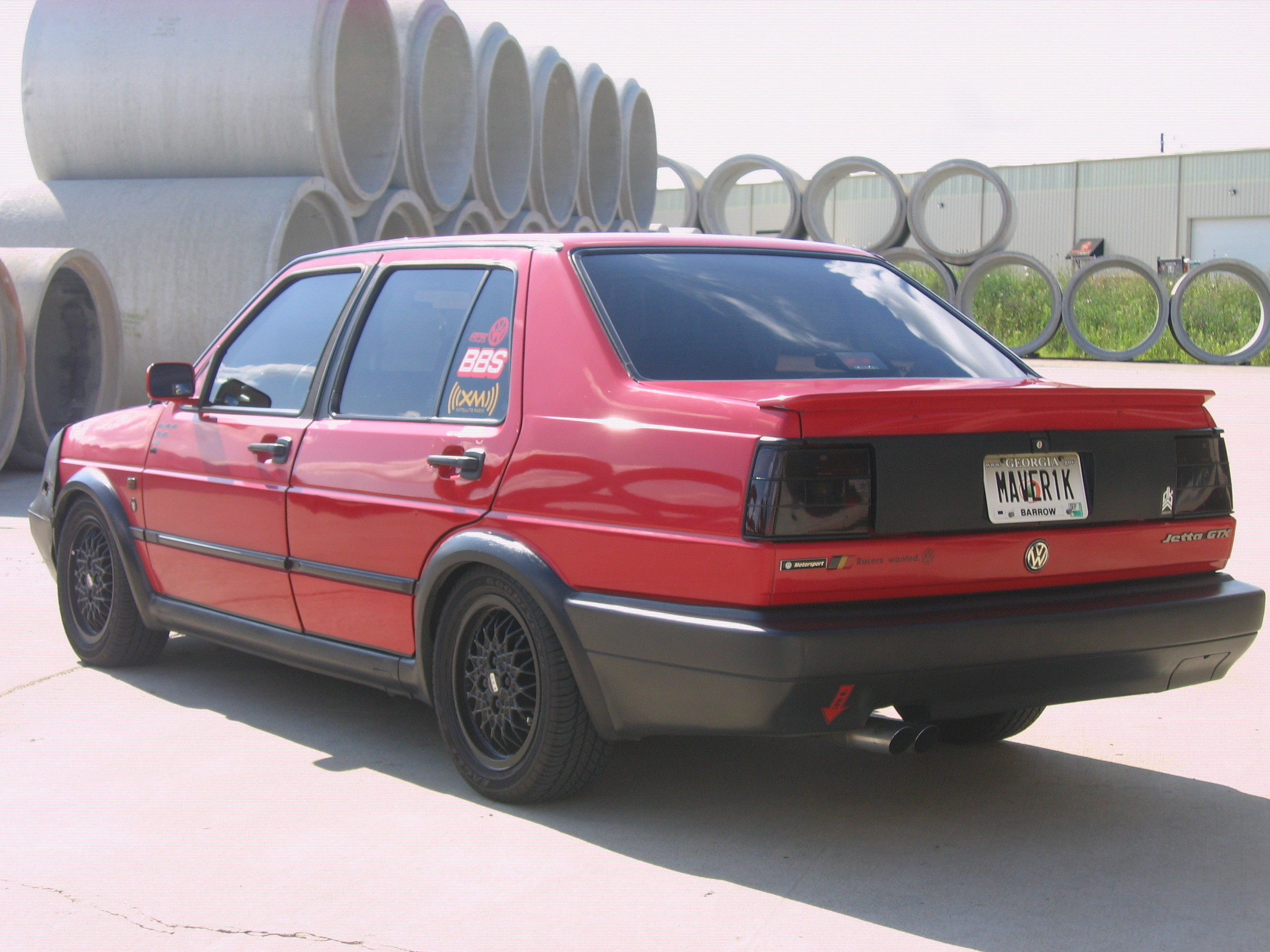 Another VWMaverick 1992 Volkswagen Jetta post... - 1732121