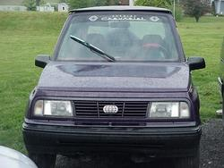 BlackMikePa 1994 Chevrolet Tracker