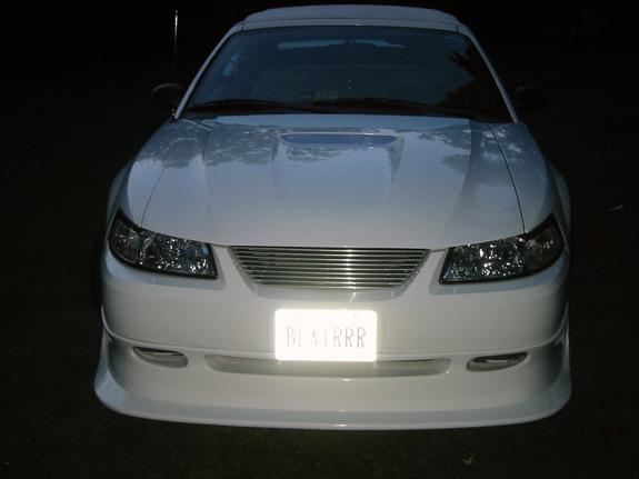IS2SLO 1999 Ford Mustang