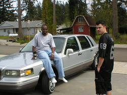 rocavelli_1995 1995 Lincoln Town Car