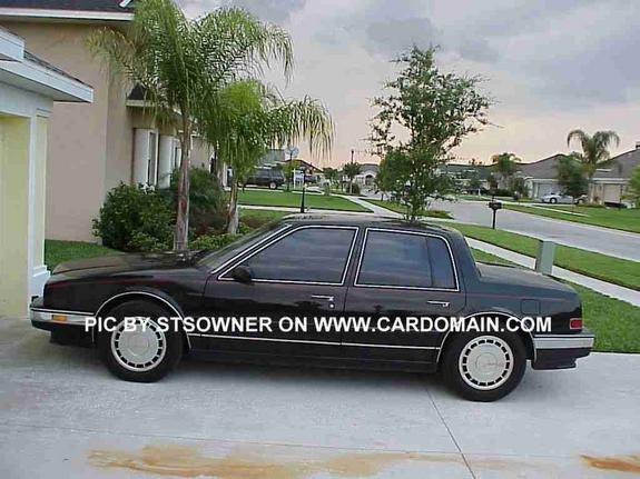 stsowner 1990 cadillac seville specs photos modification. Black Bedroom Furniture Sets. Home Design Ideas