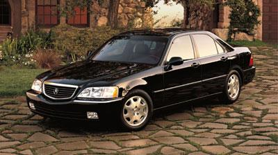 Another BlackAque 2002 Acura RL post... - 1744457