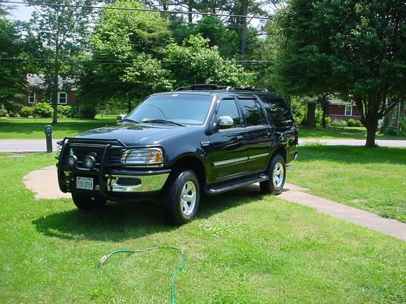 Mack6820 1998 Ford Expedition Specs  Photos  Modification