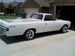 mrkevers 1967 Chevrolet El Camino