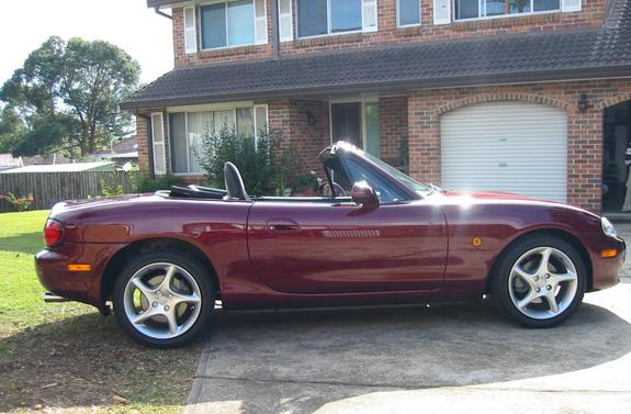 Another cruzin2k3 2003 Mazda Miata MX-5 post... - 1749625