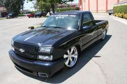 03BlownNlaid 2003 Chevrolet Silverado 1500 Regular Cab