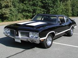 IronHide 1970 Oldsmobile Cutlass