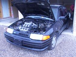 KLZEscorts 1991 Ford Escort