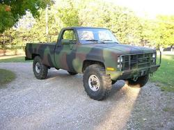 AJMBLAZER 1986 Chevrolet C/K Pick-Up