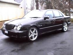 Autostreams 2001 Mercedes-Benz E-Class
