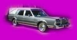 smitstix 1986 Lincoln Town Car