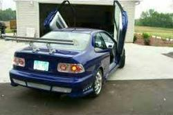 MidnightBlueGs's 1996 Honda Civic
