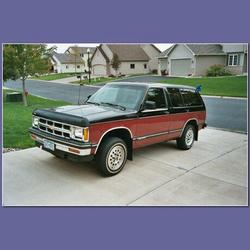 SonomaZs 1994 GMC Jimmy