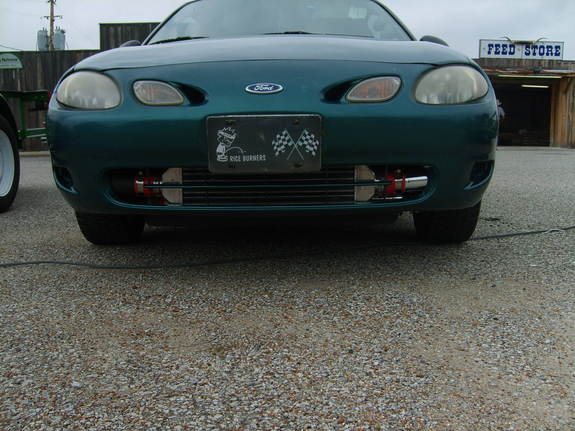 ZX2Fast 1998 Ford ZX2
