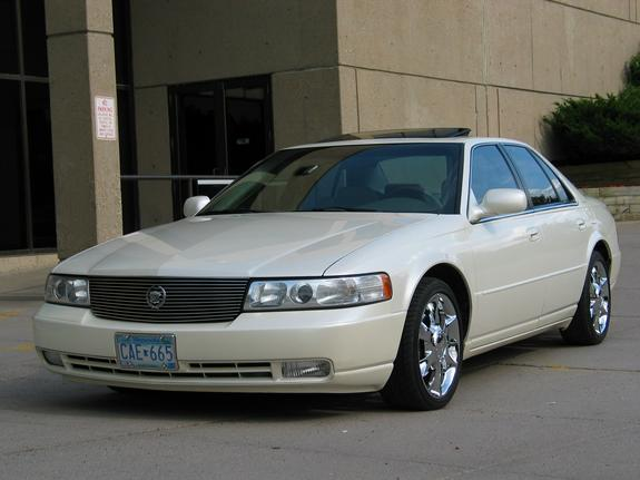 beescaddy 1998 Cadillac Seville Specs, Photos, Modification Info at