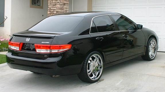 kalicord 2003 honda accord specs photos modification. Black Bedroom Furniture Sets. Home Design Ideas