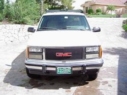 porschaaas 1993 GMC Suburban 1500