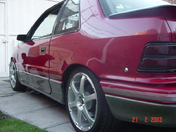 Magscream 1990 Dodge Shadow Specs Photos Modification Info At