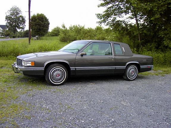 Night_Wolf 1993 Cadillac DeVille Specs, Photos, Modification Info at
