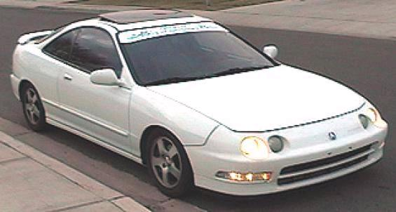 B16Acrex 1996 Acura Integra