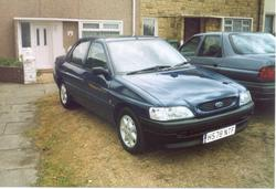 wpickard 1991 Ford Orion