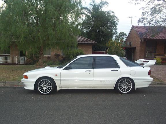 Another GSR_BOY 1990 Mitsubishi Galant post... - 1795584