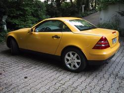 Swissbeatz002s 1998 Mercedes-Benz SLK-Class