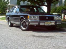 smoothprimo 1989 Ford Crown Victoria 1797511