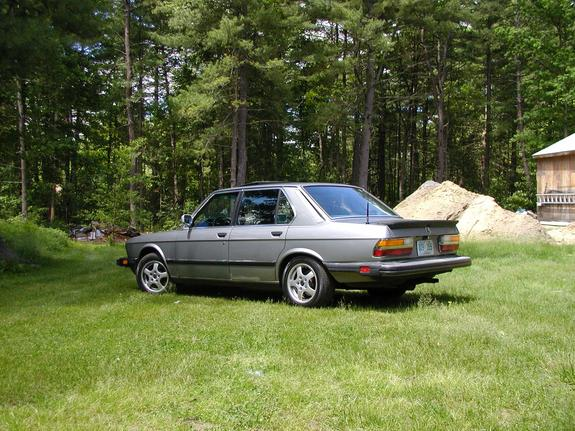 Another E28535isghost 1988 BMW 5 Series post... - 1801242