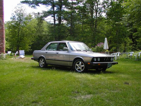 Another E28535isghost 1988 BMW 5 Series post... - 1801243